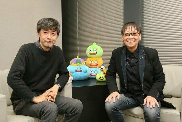 Dragon Quest Your Story Promo Photo - Takashi Yamazaki - Yuji Horii