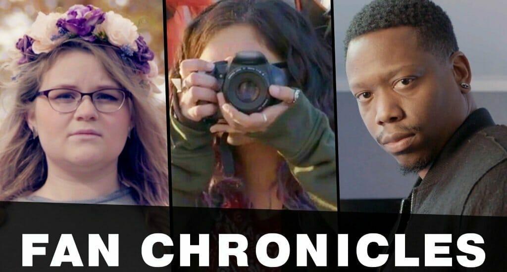 "Crunchyroll Launches ""Fan Chronicles"" Documentary Series"