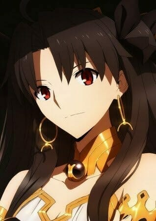 Fate Grand Order - Zettai Maju Sensen Babylonia Character Visual - Ishtar
