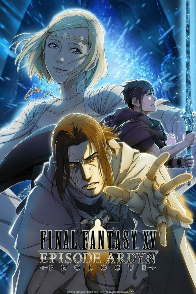 Final Fantasy XV - Episode Ardyn - Prologue
