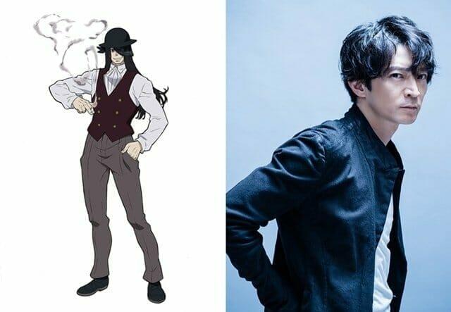 Fire Force Character Visual - Joker