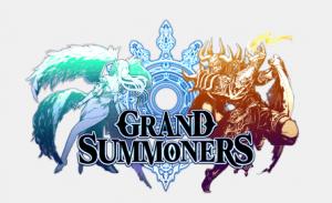 Grand Summoners Logo
