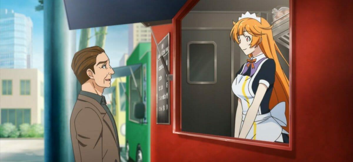 KickColle Profile: Okamoto Kitchen: The Anime
