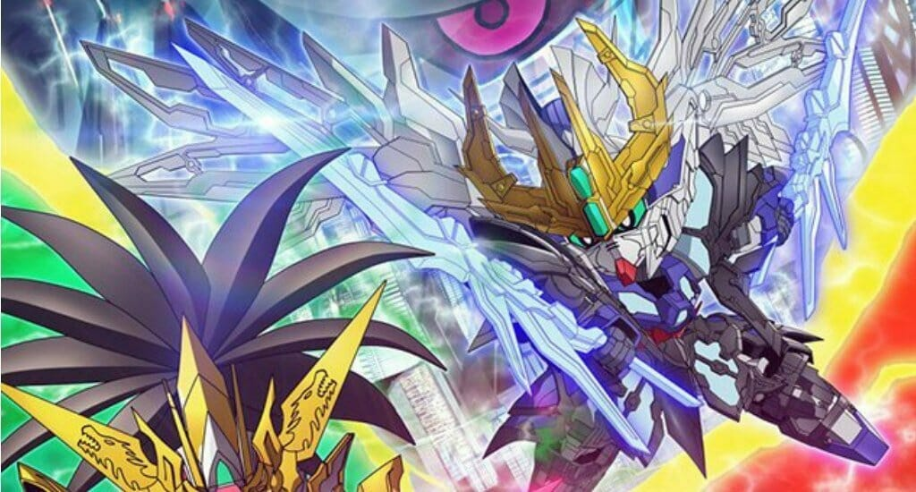 SD Gundam World Sangoku Sōketsuden Gets New Project In July 2019