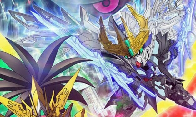 SD Gundam World Sangoku Sōketsuden Gets New Project In July 2019