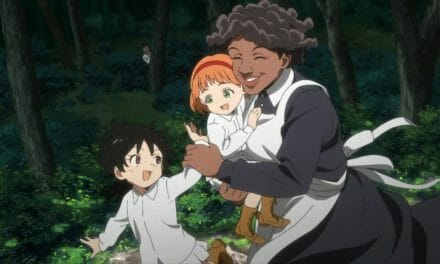 The Herald Anime Club Meeting 90: The Promised Neverland, Episode 3