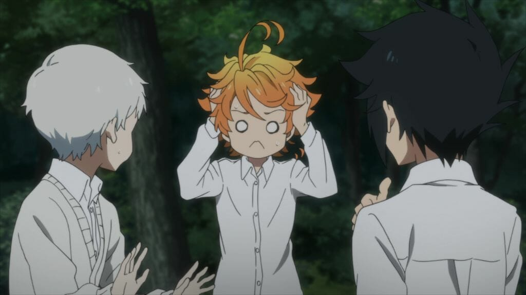 The Herald Anime Club Meeting 92: The Promised Neverland, Episode 5