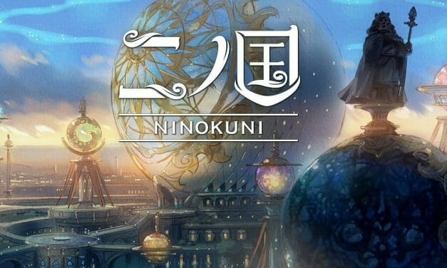 Ni no Kuni Anime Film Gets New Trailer & Key Visual