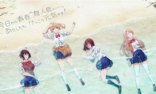 "Kentarō Okamoto & Riri Sagara's ""Are You Lost?"" Manga Gets Anime TV Series"