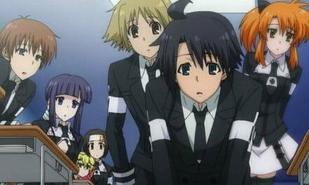 Maiden Japan Licenses Asura Cryin' Anime