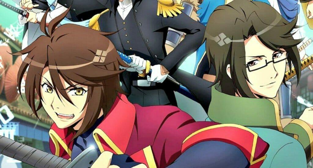 Bakumatsu Crisis Anime Gets New Trailer, New Cast Member