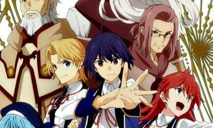 Kenja no Mago Anime Gets New Trailer