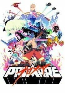 Promare Movie Visual 001 - 20190319