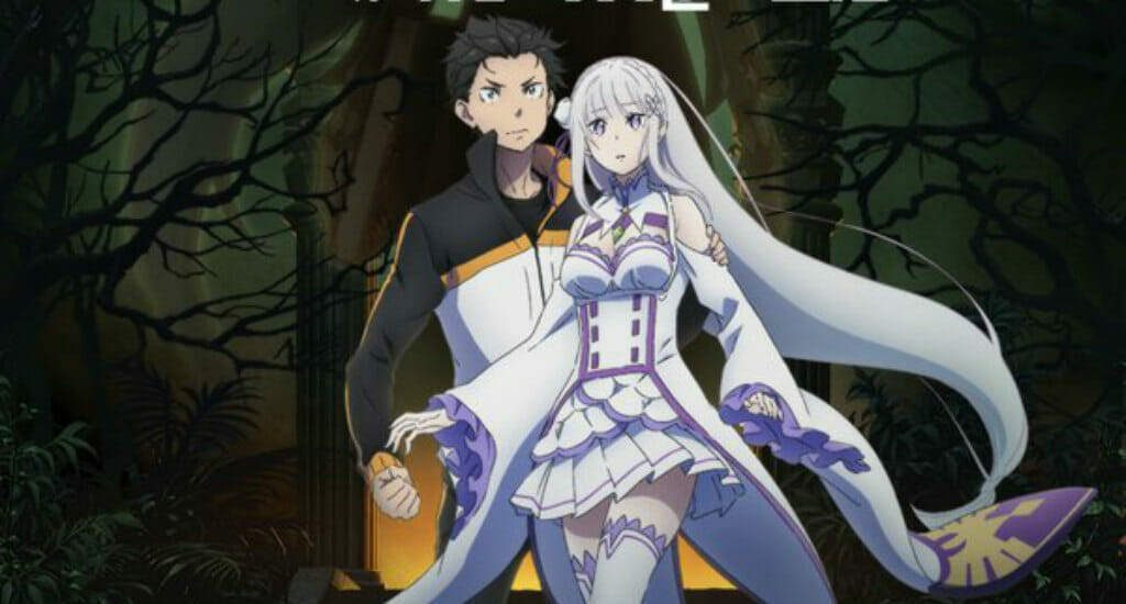 Re:Zero Gets Second Anime Season