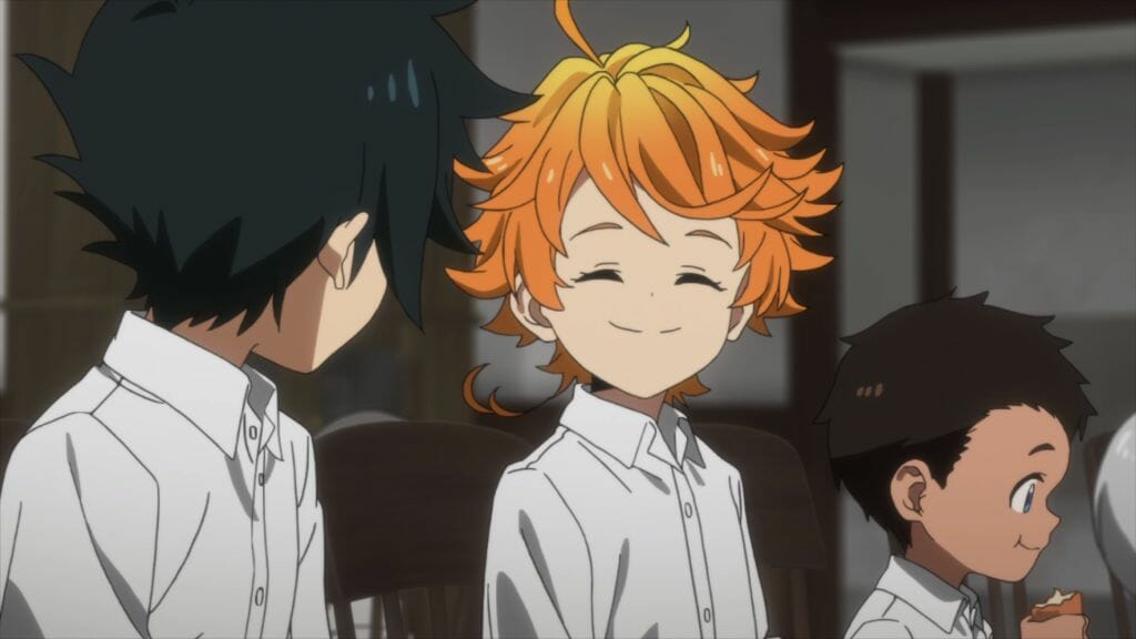 The Herald Anime Club Meeting 95: The Promised Neverland, Episode 8