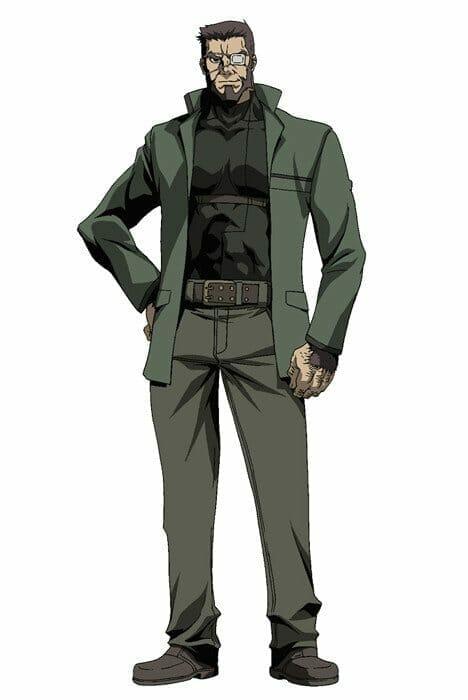 Tokunana Anime Character Visual - Rokusuke Endo
