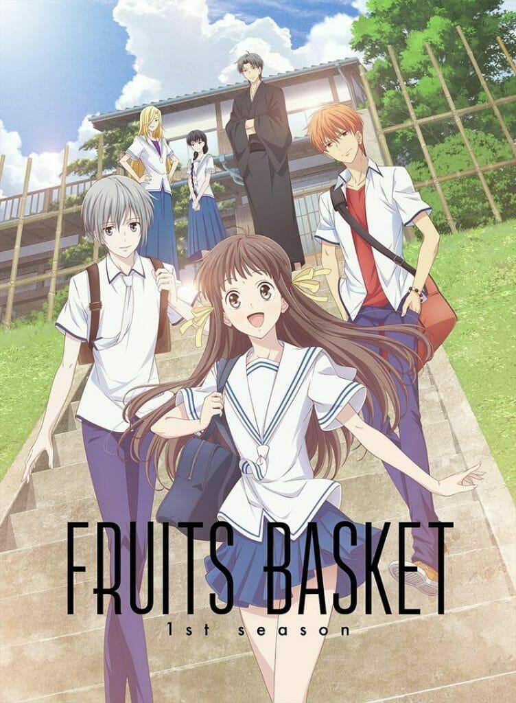 Fruits Basket Anime Reboot Key Visual