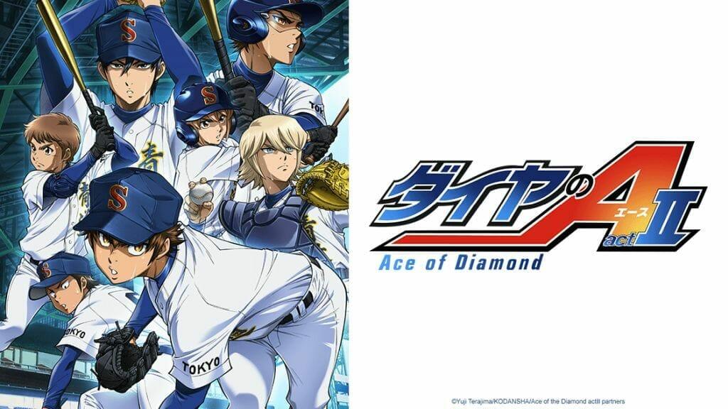 Ace of Diamond Act II Horizontal Visual