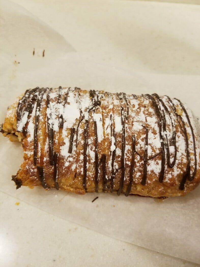 Chocolate Croissant from Au Bon Pain