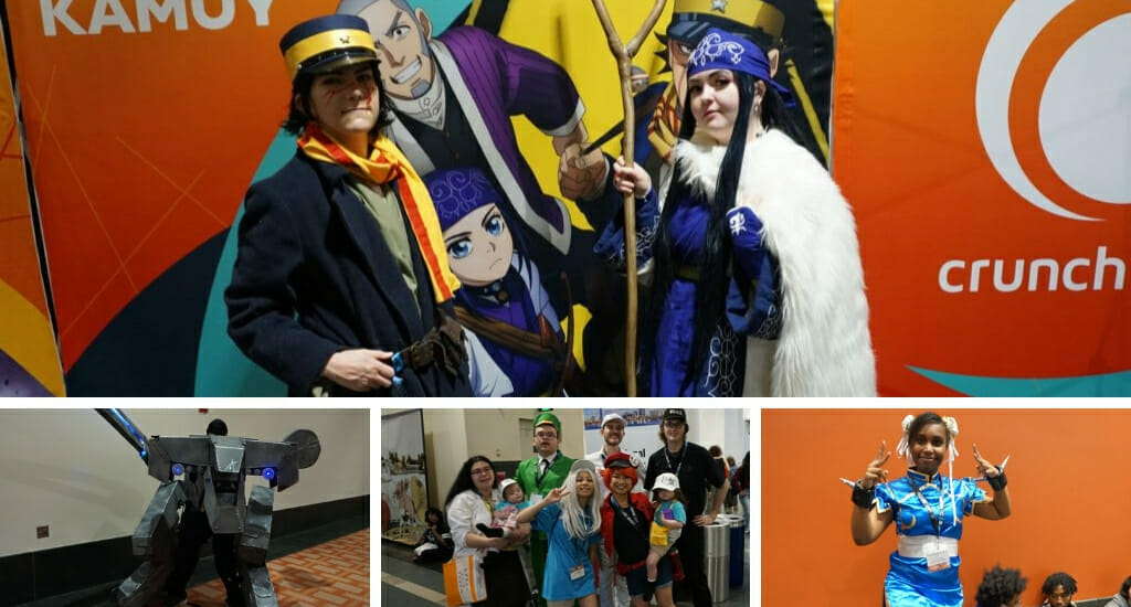 Anime Boston 2019: Cosplayers Embody the Samurai Spirit