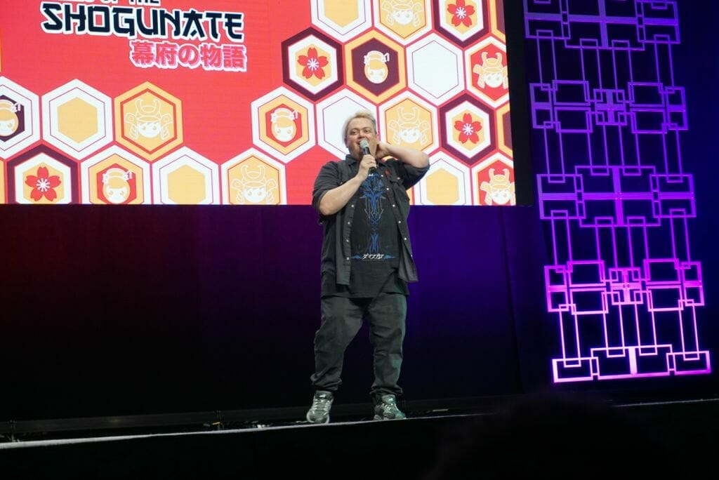 Greg Ayres Talks With Anime Herald