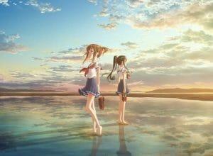 High School Fleet Movie Anime Visual