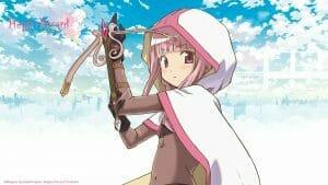 Magia Record Puella Magi Madoka Magica Side story Character Visual - Iroha