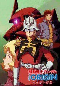 Mobile Suit Gundam The Origin Advent of the Red Comet
