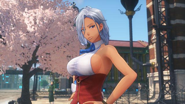 Sega Streams Character Song For Project Sakura Wars' Anastasia Palma