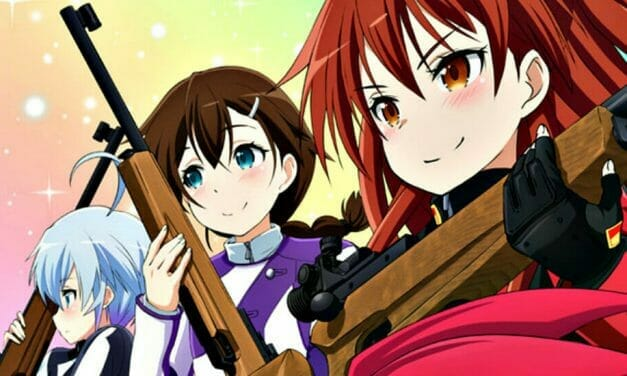 """Rifle Is Beautiful"" Anime Gets First Cast, Crew, & Visual"