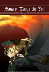 Saga of Tanya The Evil The Movie Anime Visual