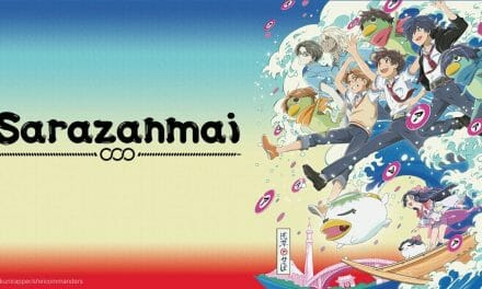 Funimation To Stream Sarazanmai SimulDub