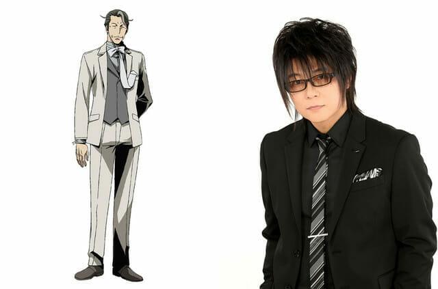 """Tokunana Character Visual - Sakon Zeroemon """"Boss"""" Kiryuin"""