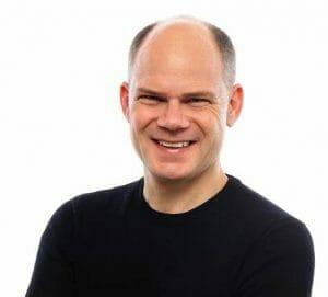 Colin Decker Headshot