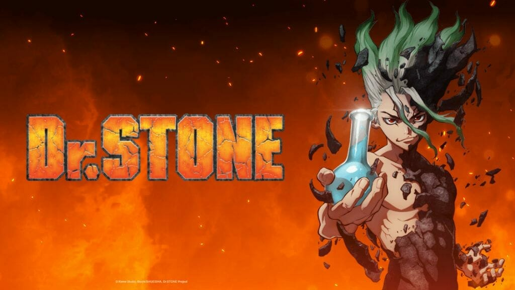 Dr. Stone Anime Season 2 Gets New Visual & Trailer