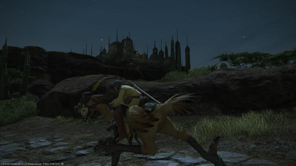 The Skye's The Limit: A Final Fantasy XIV Travelogue – 5/12/2019