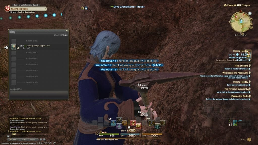 The Skye's The Limit: A Final Fantasy XIV Travelogue – 5/13