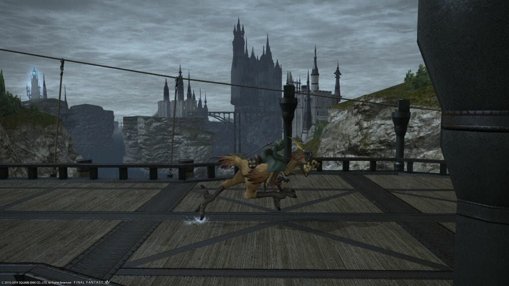 The Skye's The Limit: A Final Fantasy XIV Travelogue – 5/21/2019