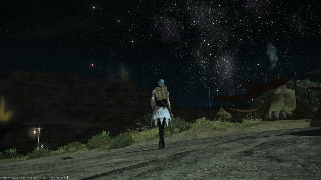 The Skye's The Limit: A Final Fantasy XIV Travelogue: Introduction