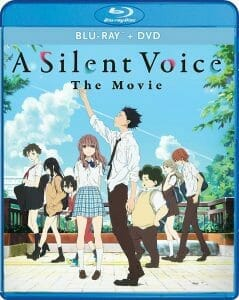 A Silent Voice Blu-Ray Boxart