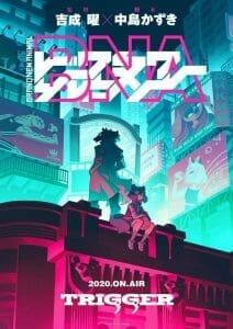 Brand New Animal Anime Key Visual