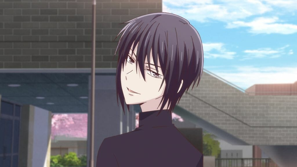 Fruits Basket Episode Still