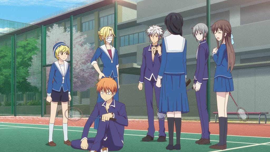 Fruits Basket Episode 12 Still