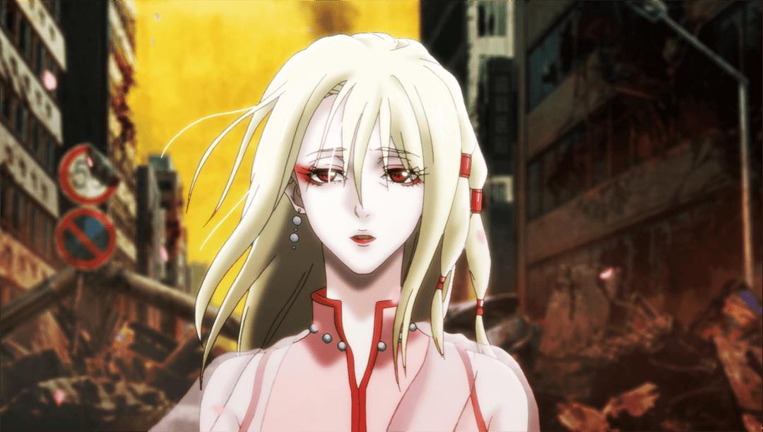 Gibiate Anime Visual