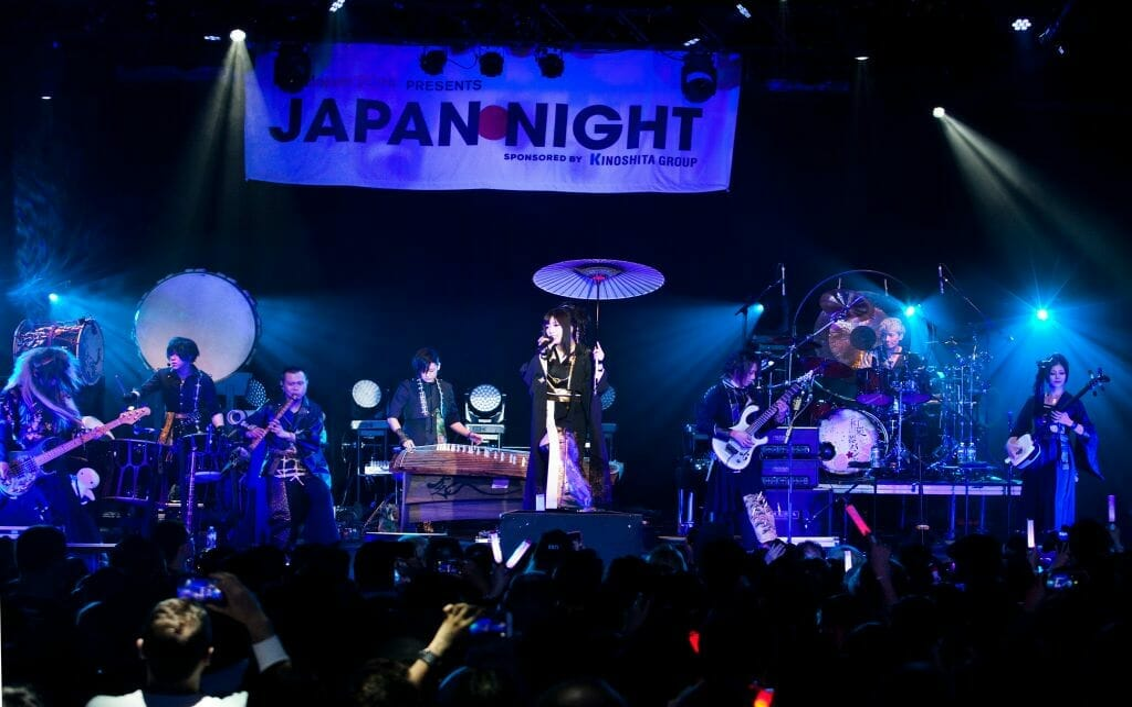 Wagakki Band Rocks Japan Night 2019