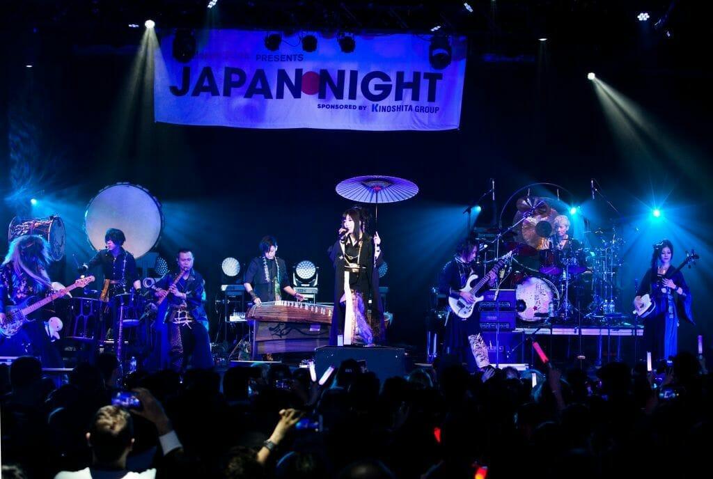 Japan Night 2019 - Wagakki Band - Group Shot