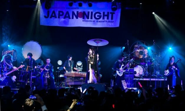 Wagakki Band Rocks Japan Night 2019