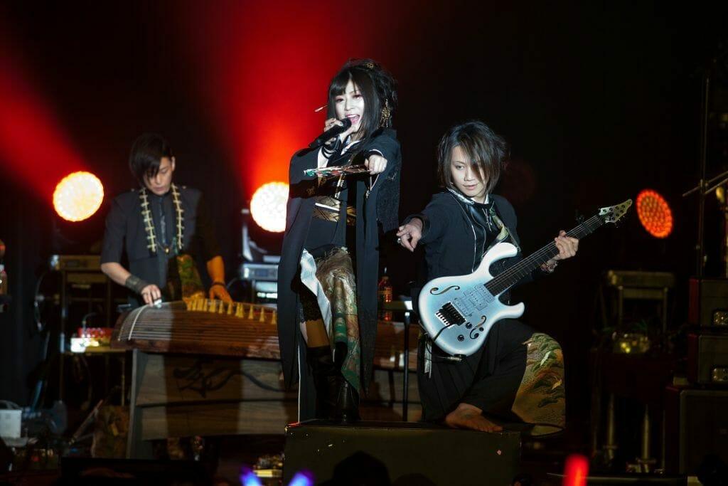Japan Night 2019 - Wagakki Band - Group