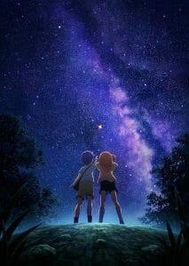 Koisuru Asteroid Anime Visual