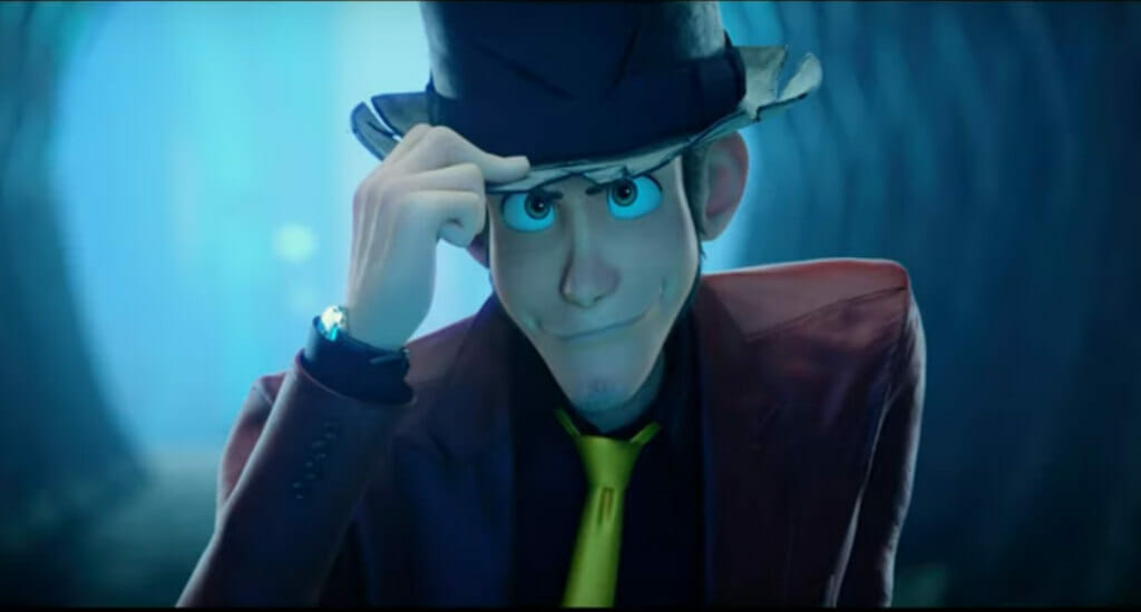 Lupin III Gets 3D CGI Movie In December 2019